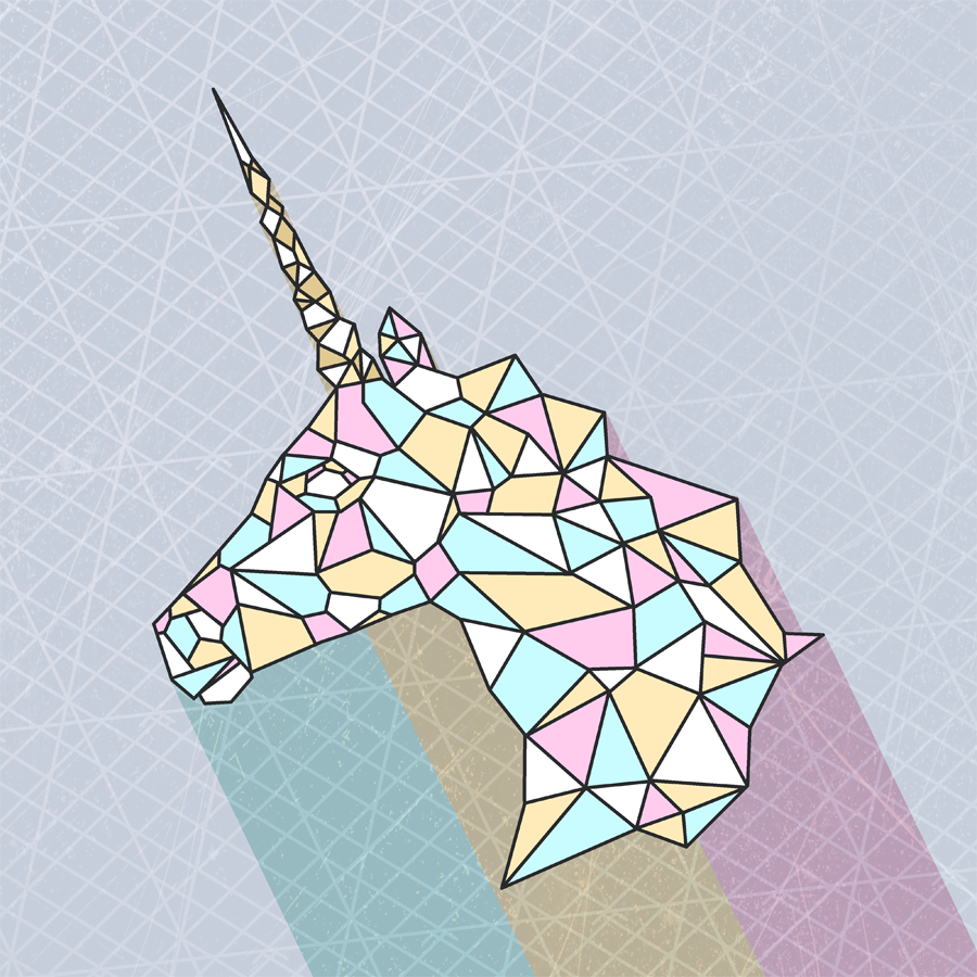 The Crystal Unicorn