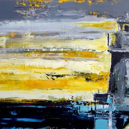 Faro su sfondo giallo (2017)