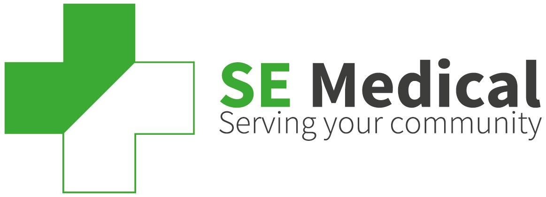 Venues & Events Expo Southeast  exhibitors picture SE Medical logo