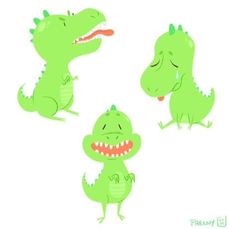 Cam the Dino