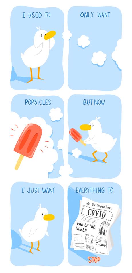 Popsicles vs. The World