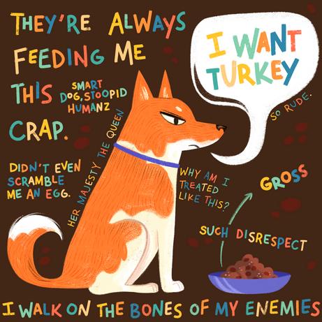I Want Turkey