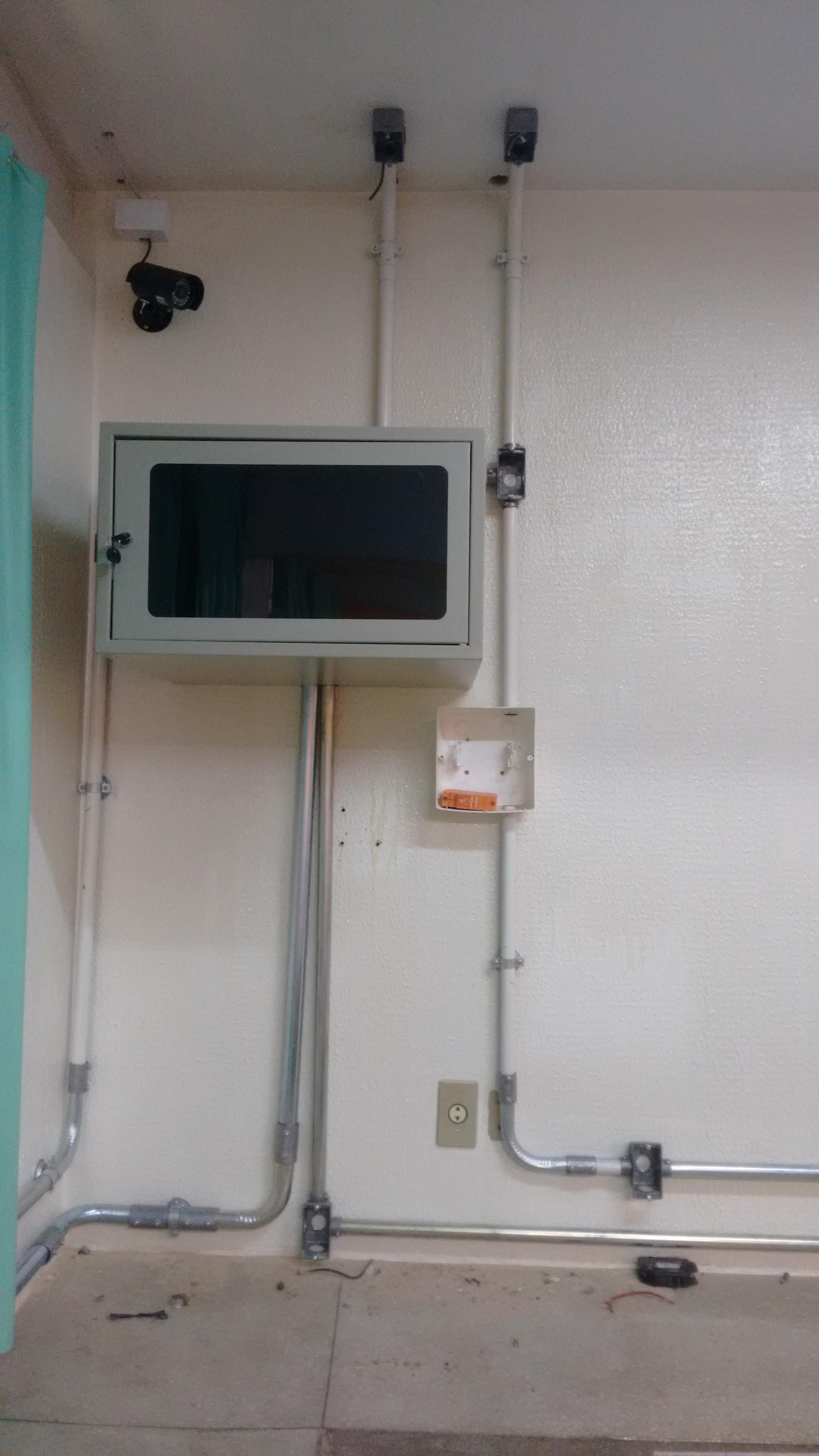 Rack Telecomunicações