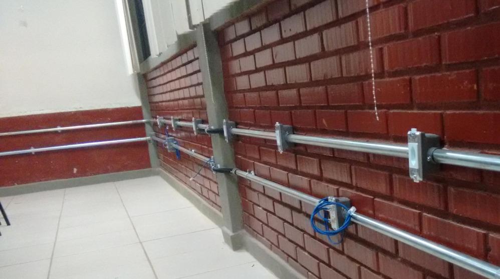 Pontos de Rede e Elétrico