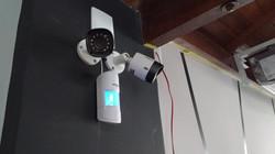 Câmera HD e Sensor PET