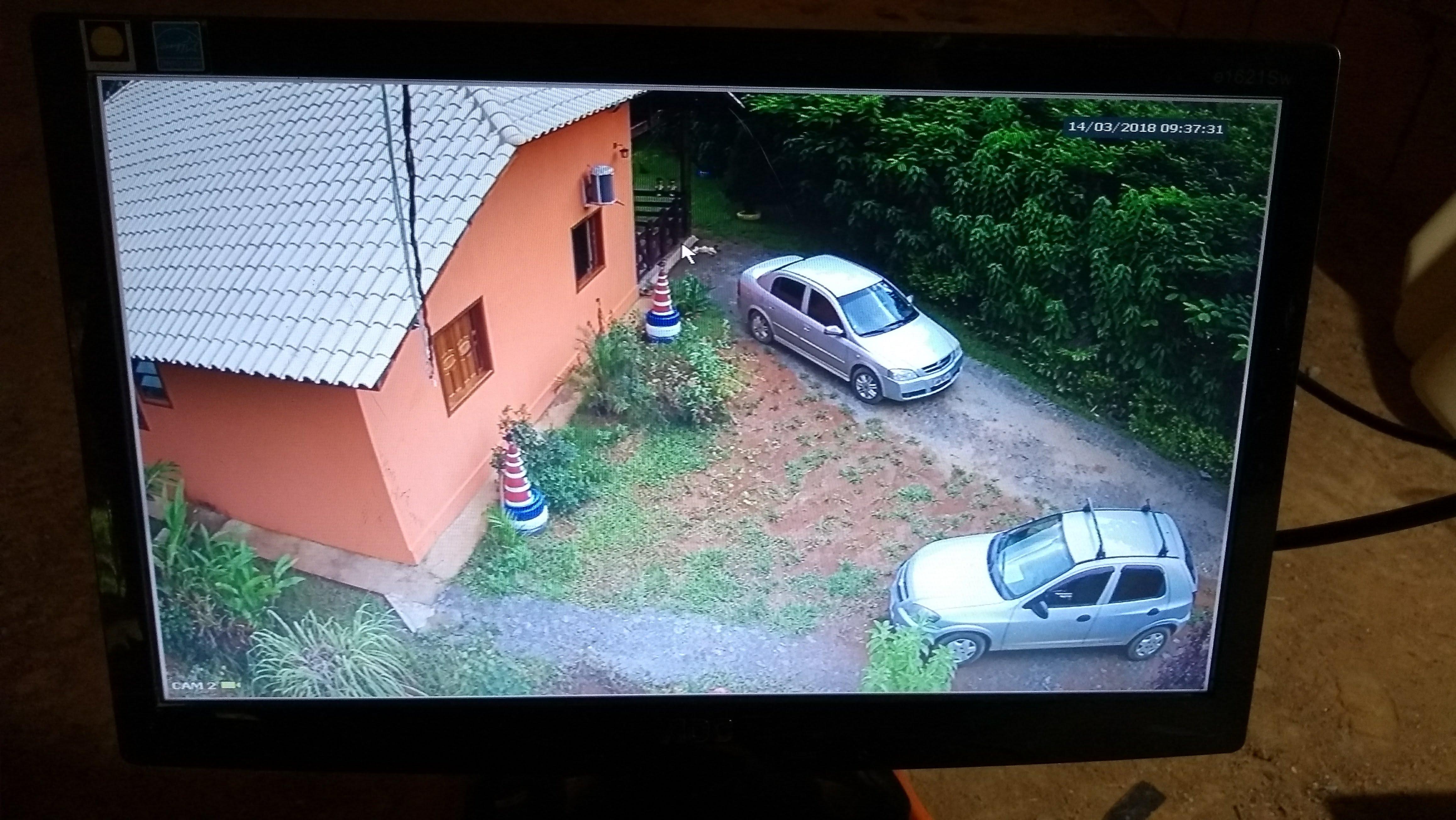 CFTV HD