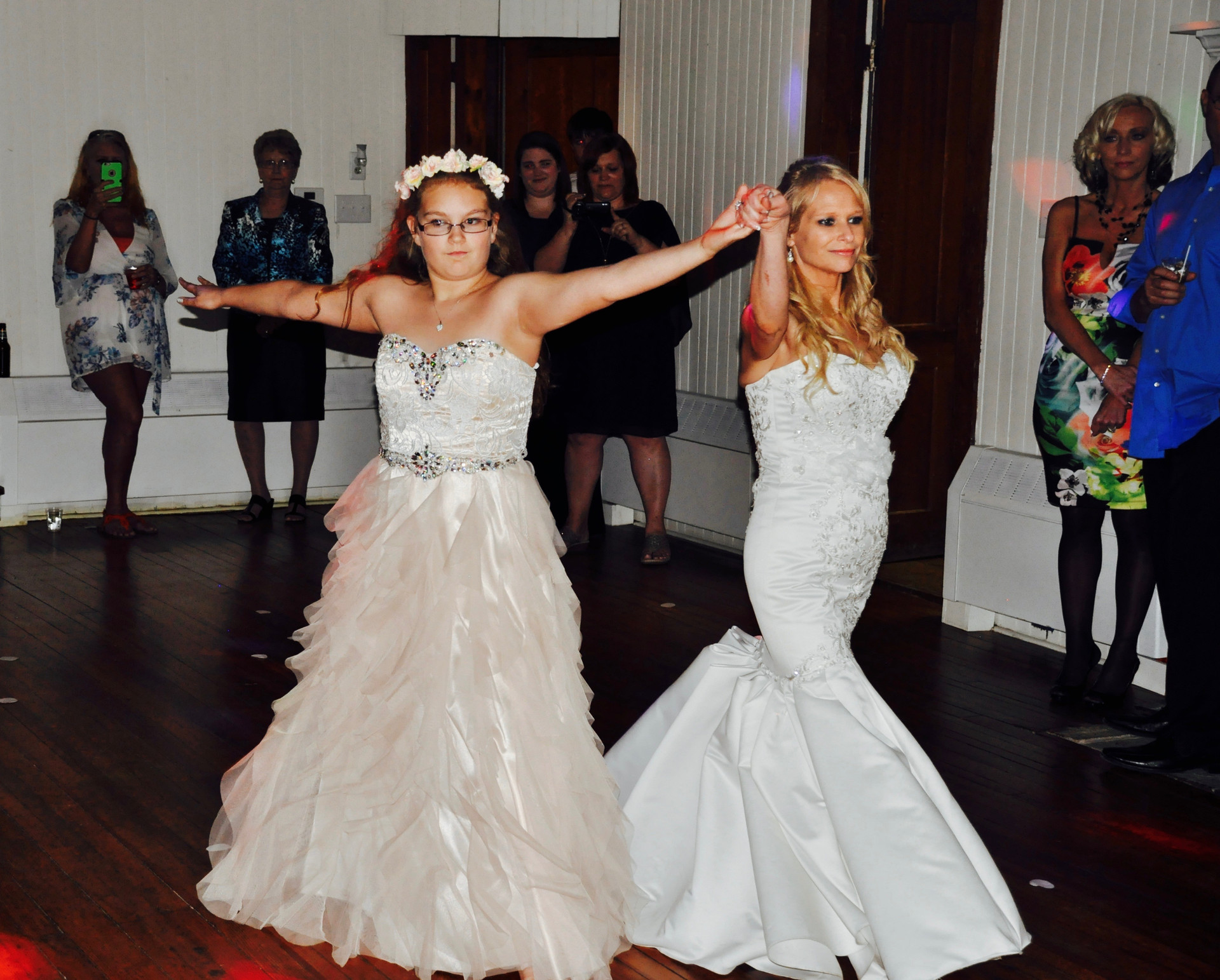 Mother/daughter Dance