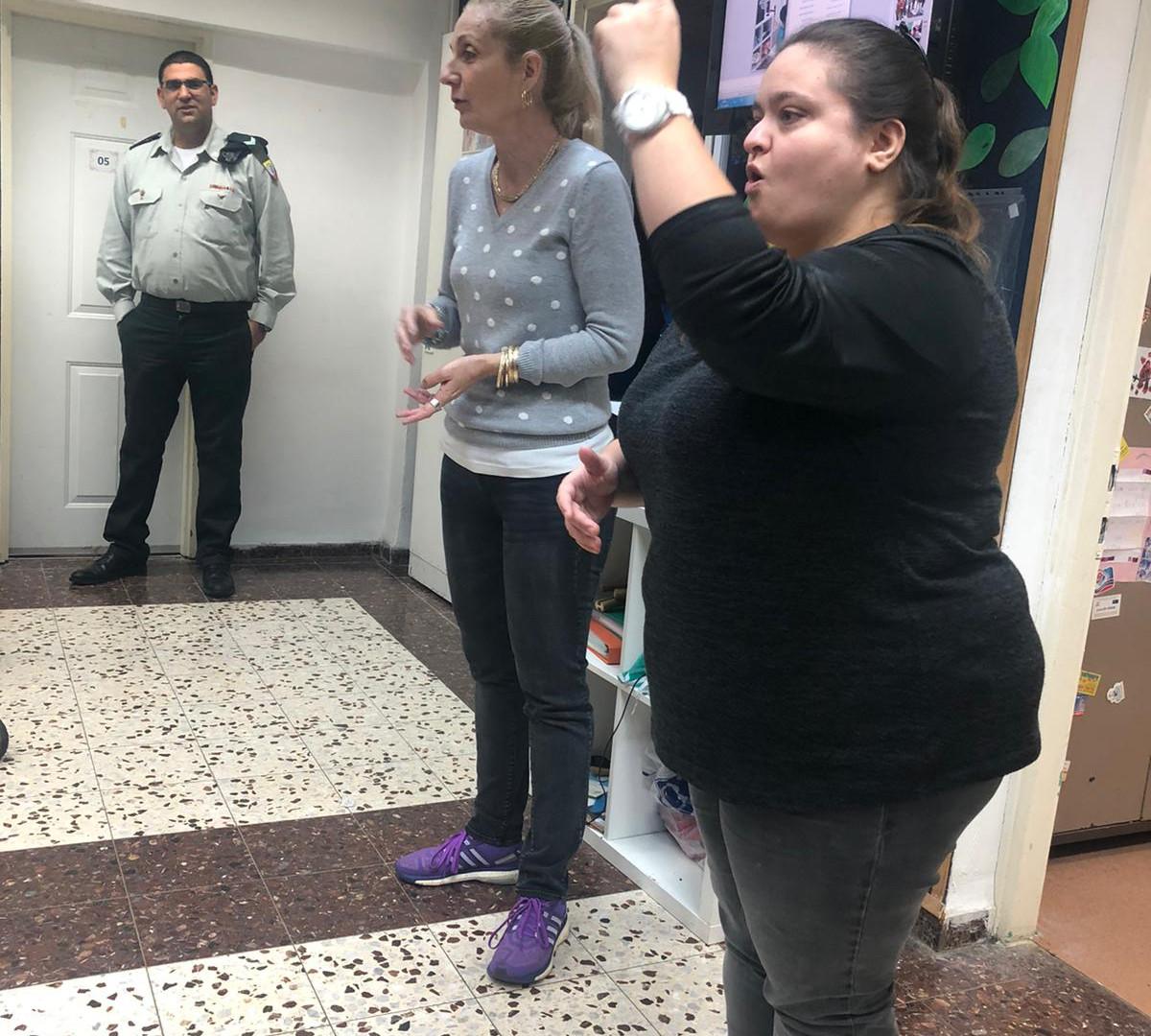 תרגום בעמותת שמע חיפה