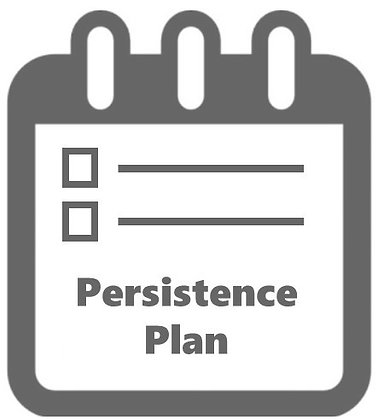 Weekly Persistance Plan