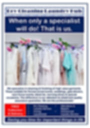 Specialist Dry Cleaning Laundry Hub.Dry Cleaning Laundry Hub. The Dry Cleaning Hub. Dry Cleaner. Laundry Service. Commercial Laundry Service. Wedding Dress Dry Cleaning. Tailor. Clothing Repairs and Alteration Service. Ironing. Pressing. Retailer Clothing and Uniforms. Fashion Biz. Biz Wear Retailer. Embroidery. Laundromat. Laundrette