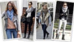 Jessica Alba style celeb  2012 scarves c