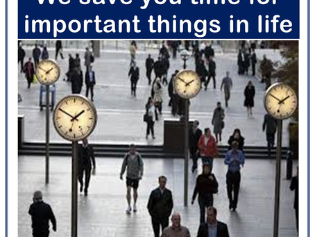 What is your time worth to you?