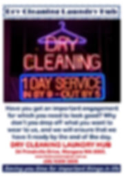 Same day service. Saving time with Dry Cleaning Laundry Hub.Dry Cleaning Laundry Hub. The Dry Cleaning Hub. Dry Cleaner. Laundry Service. Commercial Laundry Service. Wedding Dress Dry Cleaning. Tailor. Clothing Repairs and Alteration Service. Ironing. Pressing. Retailer Clothing and Uniforms. Fashion Biz. Biz Wear Retailer. Embroidery. Laundromat. Laundrette