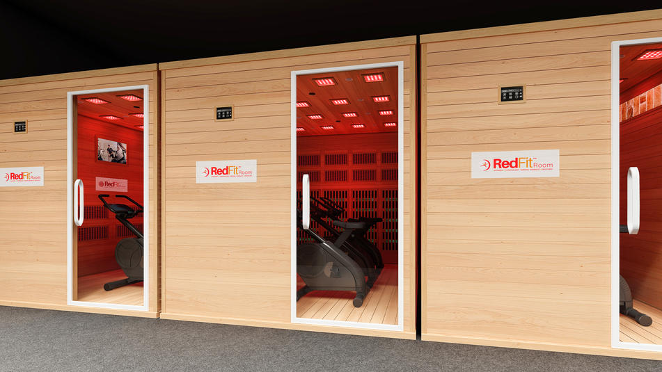 Red Hot Rooms side by side
