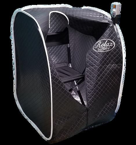 Relax Portable Black Far Infrared Sauna