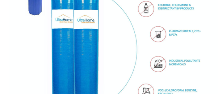 Alkaviva Premium Whole House Filtration + Salt Free Softening
