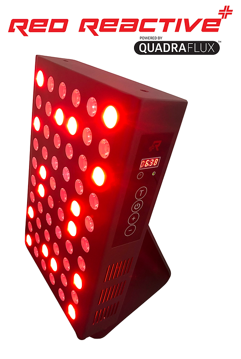 Red Reactive R1 LED Light Panel