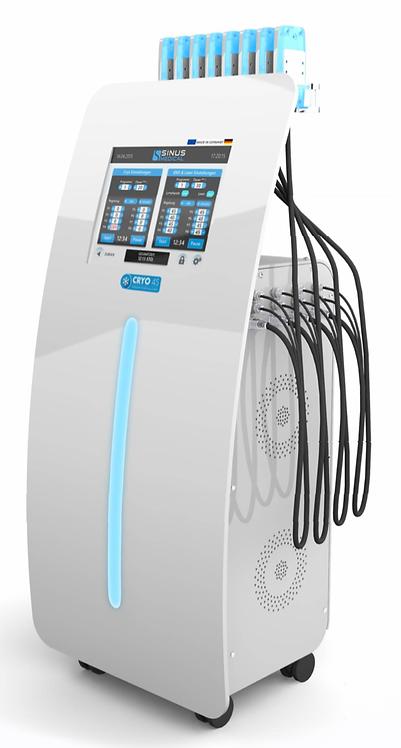 Cryo EMS Cryolipolysis & EMS Muscle Stimulation