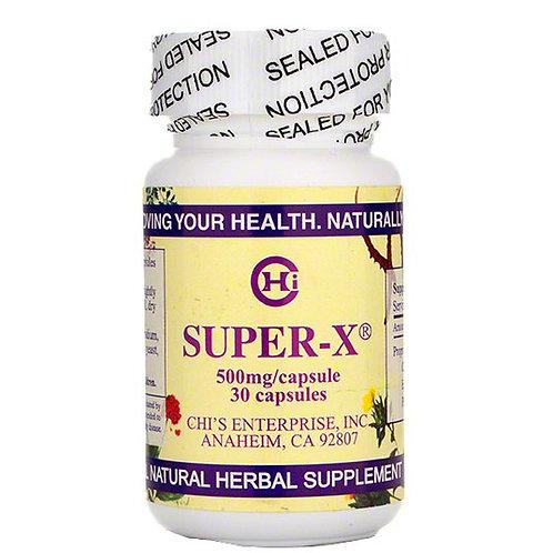 Dr. Chi's Super X