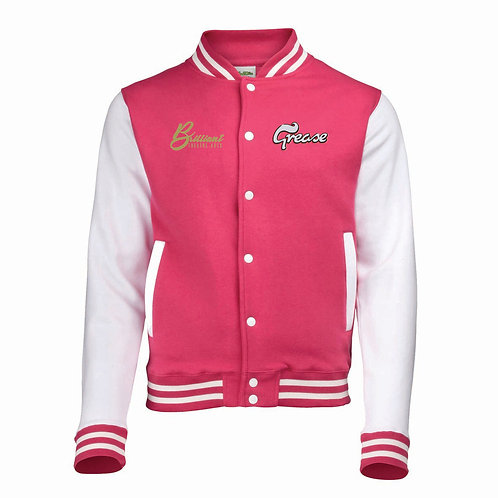 Brilliant Grease The Musical Letterman Jacket