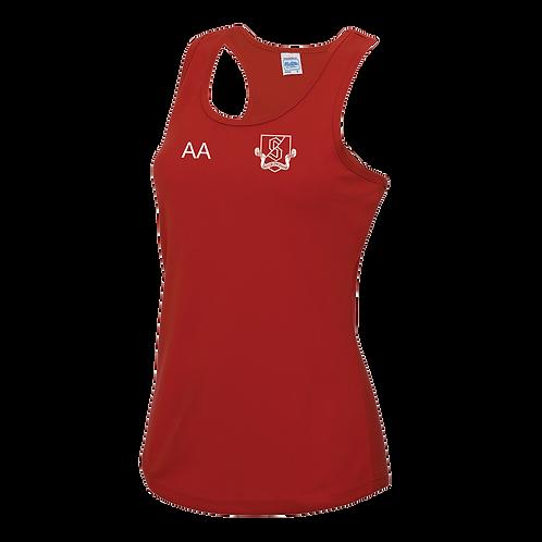 Sandringham Netball Women's Cool Vest (JC015)