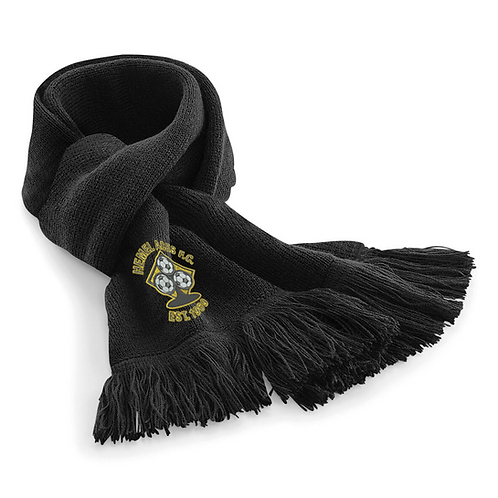 Hemel Aces Knitted Scarf (BC470)