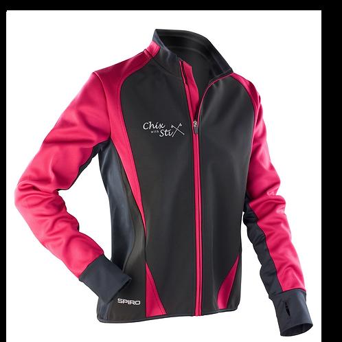 ChixSpiro Softshell Jacket (S256F)