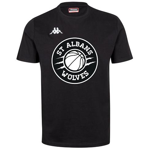 St Albans Wolves Basketball T-Shirt