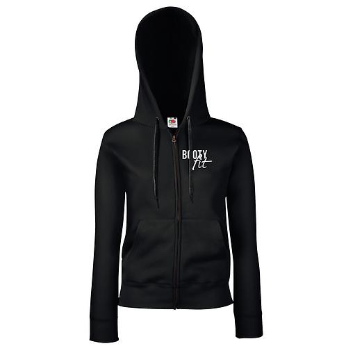 BootyFit Women's Full Zip Hoodie (SS312)