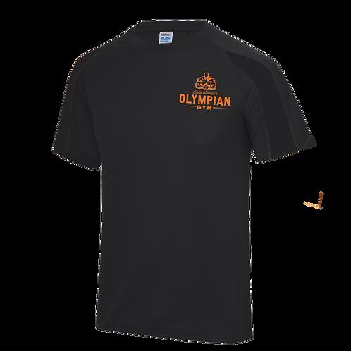 Olympian Gym Ladies Neoteric T-Shirt (JC005)