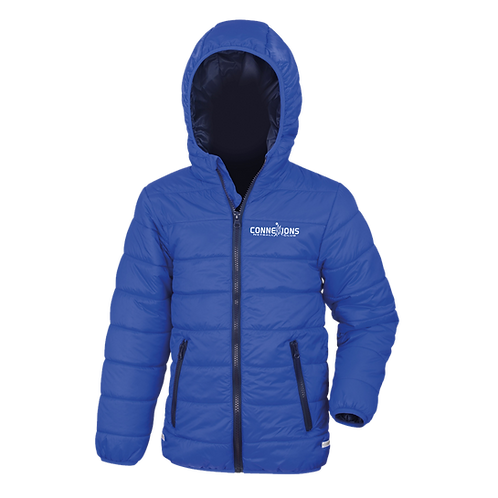 Children's Connexions Soft Padded Jacket (R233J)