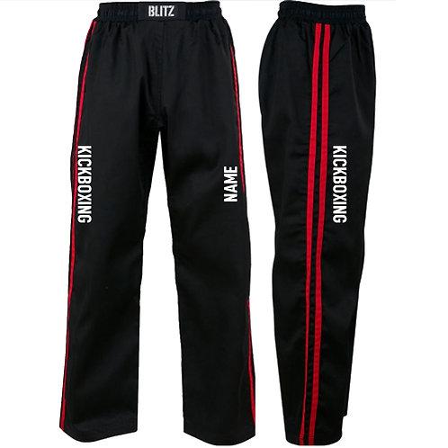 Streetwise Kickboxing Trousers