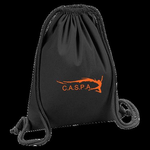 C.A.S.P.A. Drawstring Gymsac (WM260B)