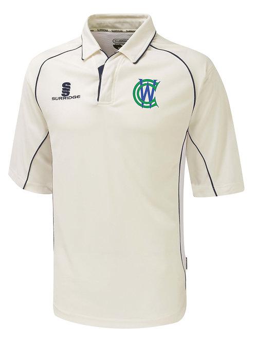 CWC Surridge Premier 3/4 Sleeve Cricket Shirt