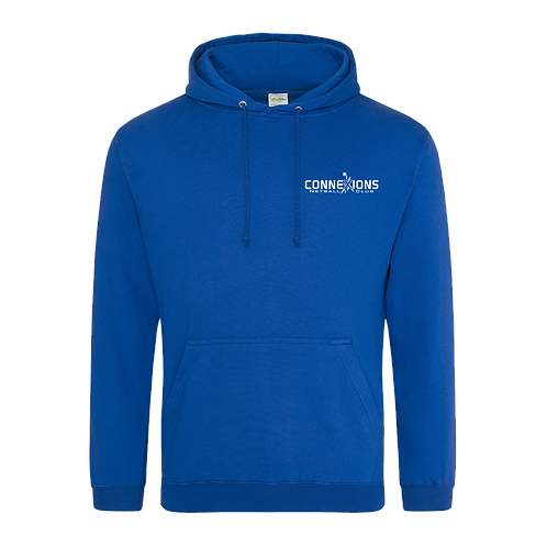Adult's Unisex Connexions Pullover Hoodie (JH001)