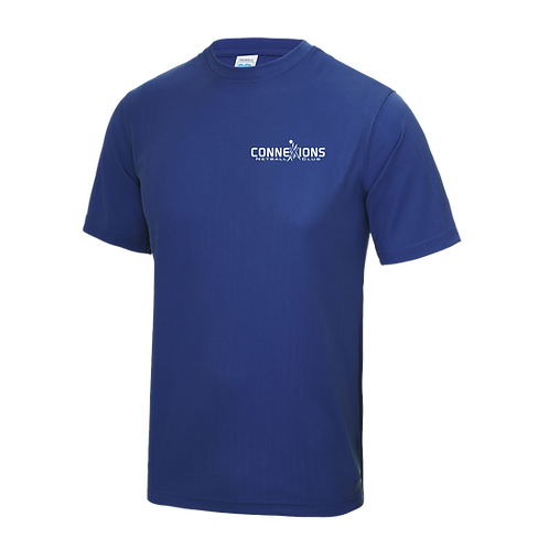 Adult's Unisex Connexions Neoteric T-shirt (JC001)