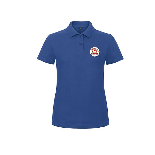 Shefford Saints polo blue