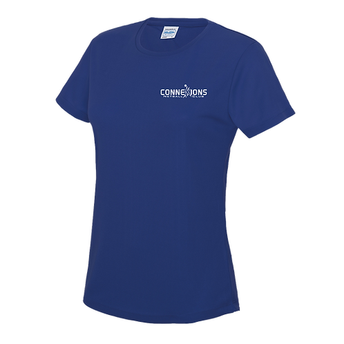 Women's Connexions Neoteric T-shirt (JC005)