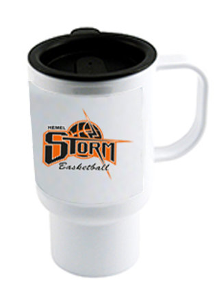 Storm Personalised Thermos Mug