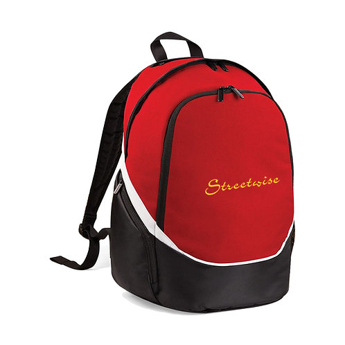 Streetwise Backpack (QS255)