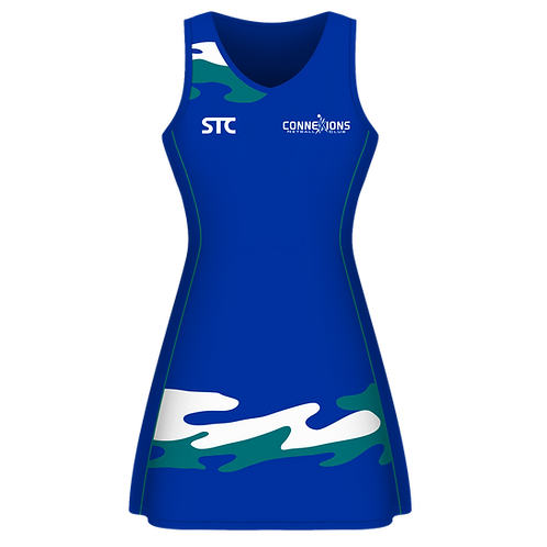 Connexions Sublimated Netball Dress