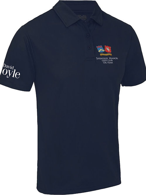 Shendish CBL Golf Polo
