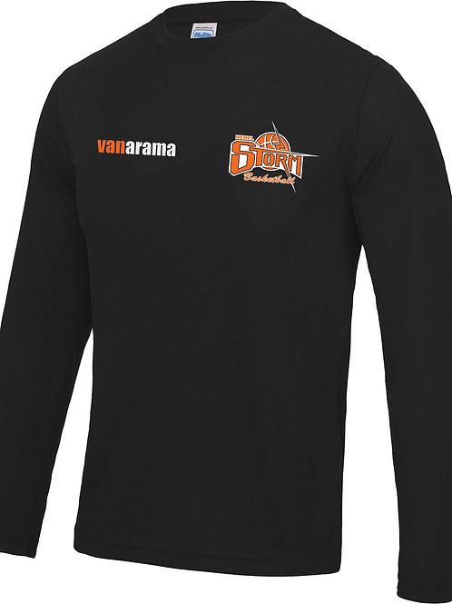Long Sleeved Performance T Shirt (JC002)