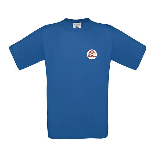 Shefford Saints T shirt blue
