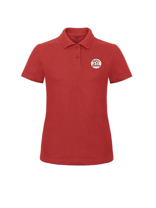 Shefford Saints polo red