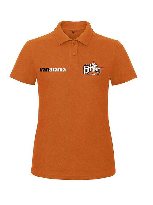 Storm Ladies Performance Polo Shirt - Orange (JC045)