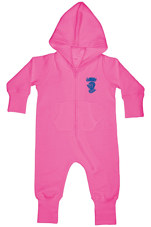 Camelot Toddler all in one - Bubblegum Pink (BZ025)