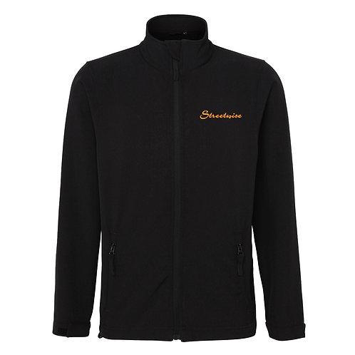 Streetwise Black Softshell Jacket (RX500B)