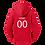 Thumbnail: Tornado JSC Women's Premium Pullover Hoodie (J265FR)