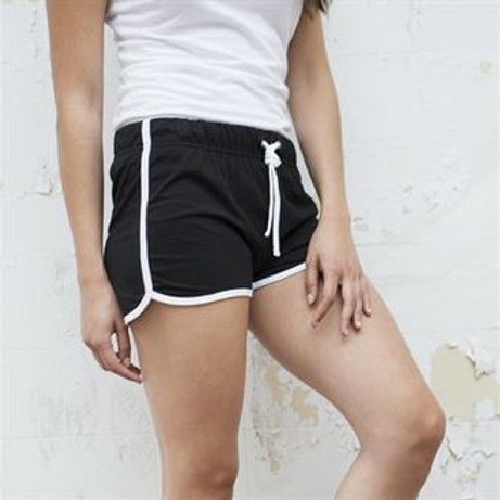 KDA Adult Retro Shorts